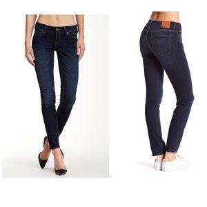 Lucky Brand Lolita Skinny Jean 10 / 30 NWT LARKIN